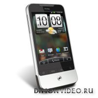 HTC Legend - софт