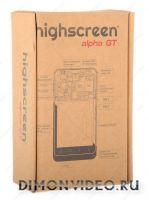 Обзор смартфона Highscreen Alpha GT с 8-мегапиксельной камерой и IPS-экраном