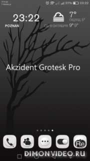 Akzident Grotesk Pro - �����