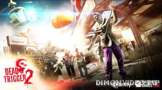 DEAD TRIGGER 2 - Шутер на выживание с зомби