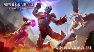 Power Rangers: Legacy Wars 2.5.8