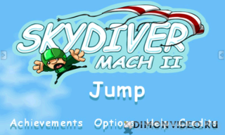 Skydiver Drop Zone