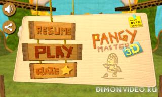 Pangy Master 3D