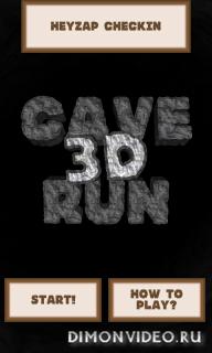 3D Cave Runner FREE