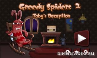 Greedy Spiders 2