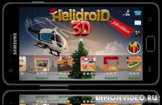 Helidroid 3D : Xmas Edition