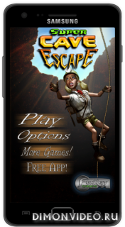Super Cave Escape
