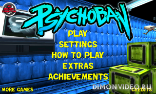 Psychoban 3D