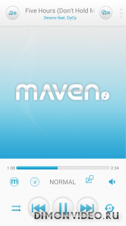 MAVEN Music Player (Pro)