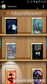 PDF and DJVU Reader