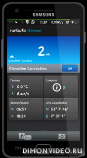 Runtastic Altimeter PRO
