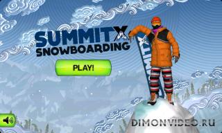 SummitX Snowboarding