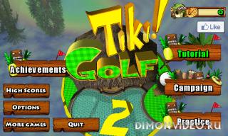 Tiki Golf Adventure Island