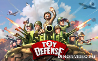 Toy Defense 2: Солдатики