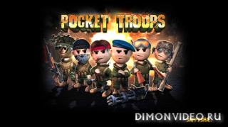 Pocket Troops: RPG Стратегия