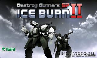 Destroy Gunners SP ICEBURN ll