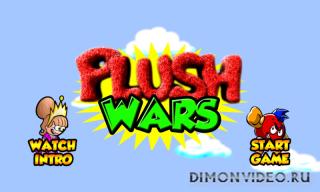 Plush Wars