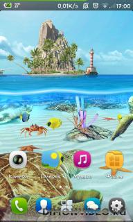 Ocean Aquarium 3D: Turtle Isle