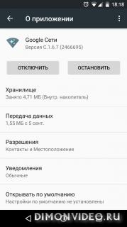 Google Сети