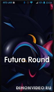 Futura Round - Android