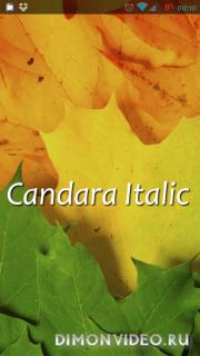 Candara_Italic - Android