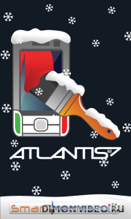 Winter icons by Atlantis®
