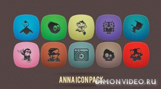 Anna Pro Icon Pack