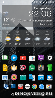 ECO Icons Theme