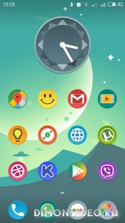 Nexus 5 Round and Square IconPacks