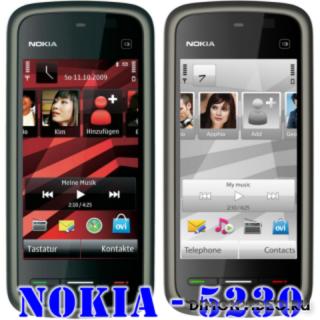 Опыт использования Nokia 5230