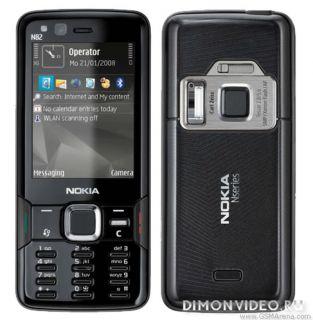 Про Nokia N82