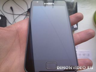 Опыт использования Samsung Galaxy s2