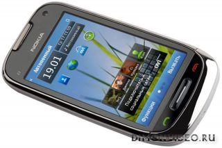 Про Nokia C7