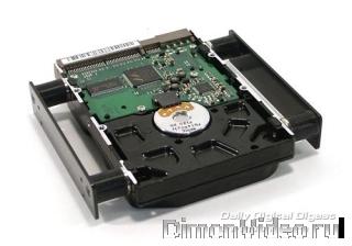Как работает жёсткий диск --HD--