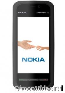 Nokia 5800 Xpressmedia Tube