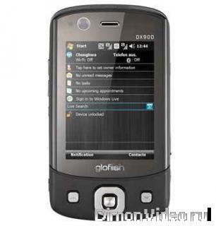 E-Ten Glofiish DX900 коммуникатор с поддержкой двух SIM-карт