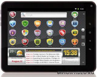 обзор планшета Prestigio MultiPad PMP5080B