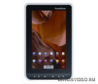 """PocketBook A 7"""" 3G: Android-ридер с 7-дюймовым экраном и поддержкой 3G"""