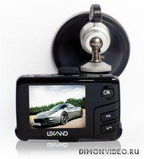 Lexand LR-3500: маленький авторегистратор с записью в Full HD и HDMI-портом
