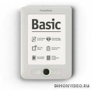 PocketBook Basic New: бюджетная 6-дюймовая читалка с быстрым процессором