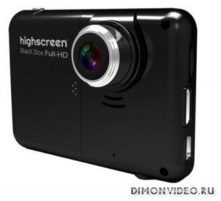 Регистраторы Highscreen Black Box HD-mini Plus и Full HD: долой интерполяцию!
