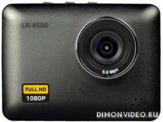 Lexand LR-4500: Full HD-регистратор с приятным дизайном и стеклянной оптикой