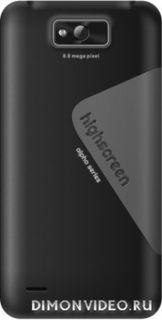 Смартфон Highscreen Alpha GT New: новый процессор, IPS-экран и камера на 8