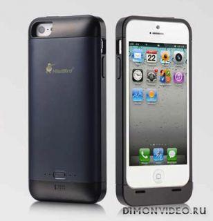 Чехол с аккумулятором для iPhone5