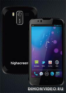 Смартфон Highscreen Boost: Android 4.1 и неделя автономной работы