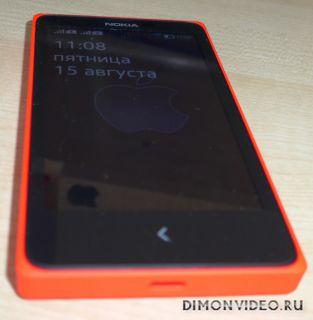 NokiaX DualSim - обзор