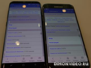 Samsung Galaxy S8 -  первый взгляд