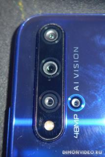 Honor 20 - сравним камеру с Galaxy 9