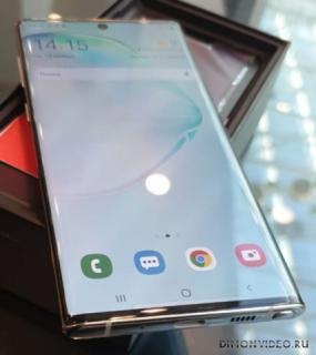 Samsung Galaxy Note 10 - первые впечатления