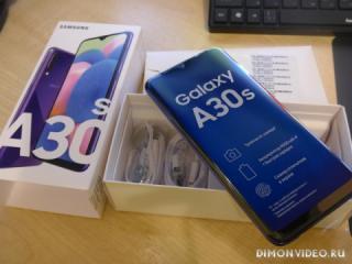 Samsung Galaxy A30s - впечатления